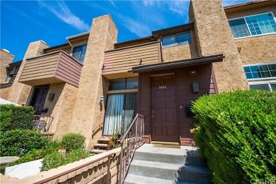 Sherman Oaks Condo/Townhouse For Sale: 14317 Hartsook Street