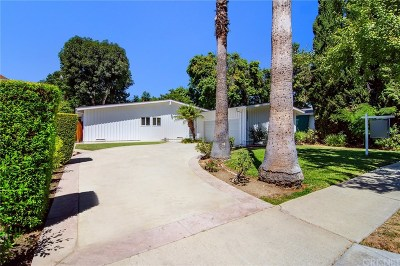 Woodland Hills Single Family Home For Sale: 22301 Criswell Street