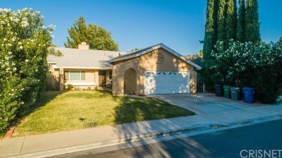 Palmdale Single Family Home For Sale: 36816 Apache Plume Drive