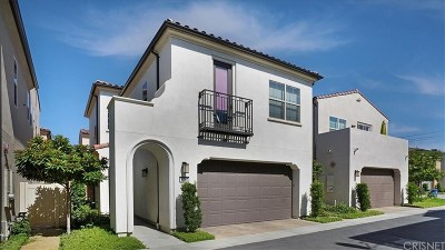 Santa Clarita, Canyon Country, Newhall, Saugus, Valencia, Castaic, Stevenson Ranch, Val Verde Single Family Home For Sale: 21767 Candela Drive