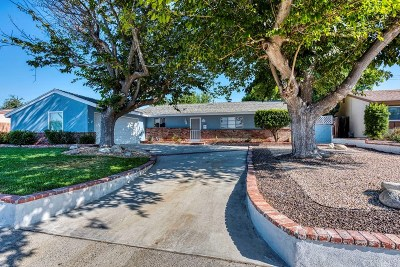Simi Valley Single Family Home For Sale: 1379 Ahart Street