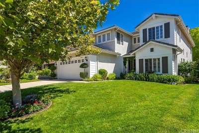 Santa Clarita, Canyon Country, Newhall, Saugus, Valencia, Castaic, Stevenson Ranch, Val Verde Single Family Home For Sale: 25424 Verne Court