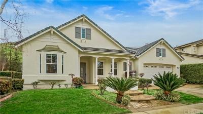 Ventura County Single Family Home For Sale: 5151 Via El Molino
