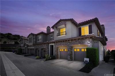 Los Angeles County Condo/Townhouse For Sale: 21928 Bella Vista Place