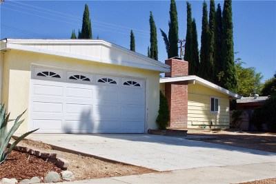 Los Angeles County Single Family Home For Sale: 27352 Seco Canyon Road