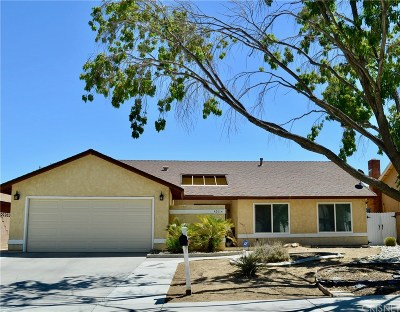 Los Angeles County Single Family Home For Sale: 45114 18th Street West