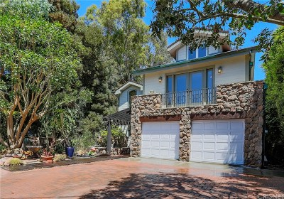 Malibu Single Family Home For Sale: 20713 Rockcroft Drive