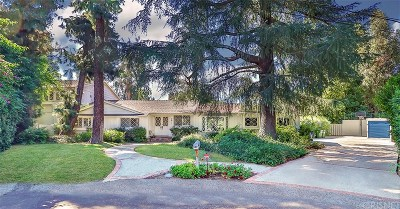 Woodland Hills Single Family Home For Sale: 5011 Dumont Place