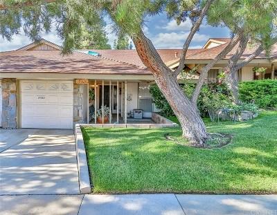 Santa Clarita, Canyon Country, Newhall, Saugus, Valencia, Castaic, Stevenson Ranch, Val Verde Condo/Townhouse For Sale: 19320 Oak Crossing Road