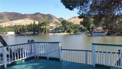 Agoura Hills Single Family Home For Sale: 30658 Lakefront Drive