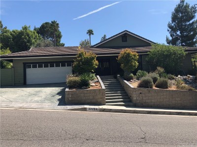 West Hills CA Single Family Home For Sale: $975,000