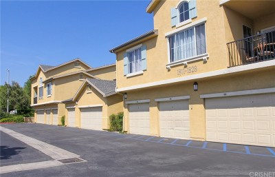 Saugus Condo/Townhouse For Sale: 20000 Plum Canyon Road #1815
