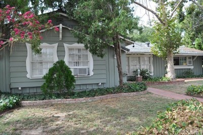 Chatsworth Single Family Home Active Under Contract: 20132 Superior Street