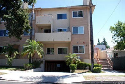 Burbank Condo/Townhouse For Sale: 2310 North Fairview Street #107
