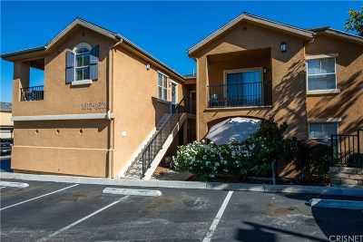 Saugus Condo/Townhouse For Sale: 20000 Plum Canyon Road #1628