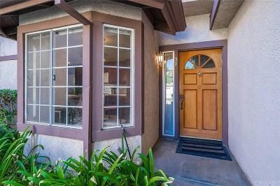 Calabasas Condo/Townhouse For Sale: 5612 Las Virgenes Road #37