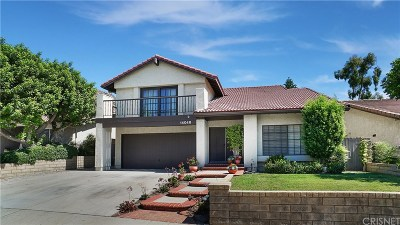 Sylmar Single Family Home For Sale: 14048 Wagon Mound Road