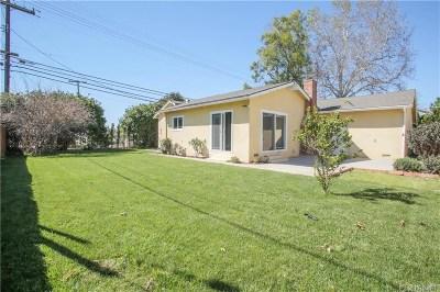 Northridge Single Family Home For Sale: 8502 Garden Grove Avenue