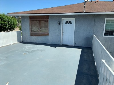 Saugus Condo/Townhouse For Sale: 20855 Plum Canyon Road