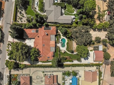Agoura Hills Single Family Home For Sale: 6007 Colodny Drive
