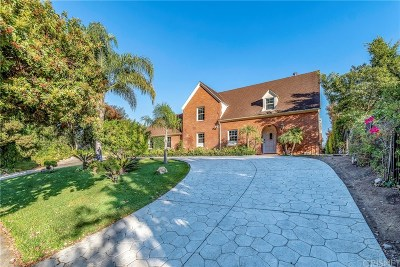 Los Angeles Single Family Home For Sale: 530 Hilgard Avenue