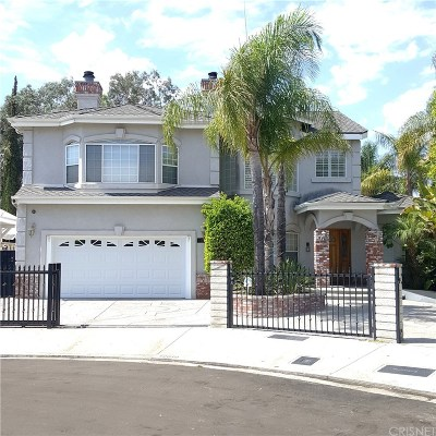 Sylmar Single Family Home For Sale: 12819 Newton Street