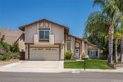 Saugus Single Family Home For Sale: 28602 Kathleen Avenue