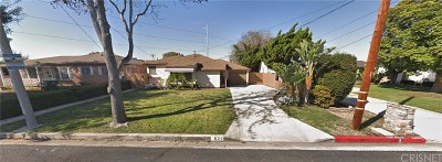 Inglewood Single Family Home For Sale: 627 Hill Street