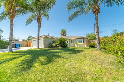 Simi Valley Single Family Home Active Under Contract: 2149 Sycamore