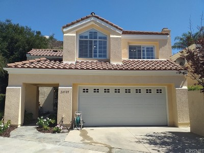 Calabasas CA Single Family Home For Sale: $1,219,000