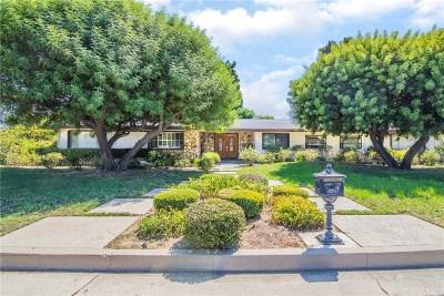 Northridge Single Family Home For Sale: 19160 Marilla Street