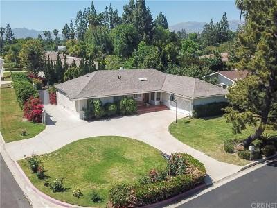 Northridge Single Family Home For Sale: 9943 Calvin Avenue