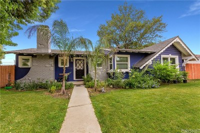 Chatsworth Single Family Home Active Under Contract: 20650 Chatsworth Street