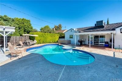 Northridge Single Family Home For Sale: 16910 Calahan Street