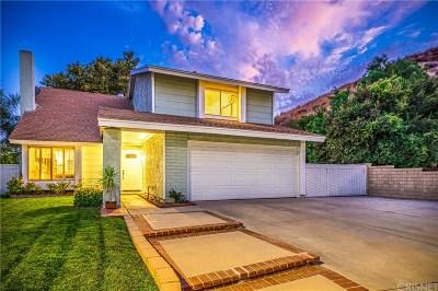 Saugus Single Family Home For Sale: 21654 Turmeric Court