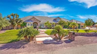 Lancaster Single Family Home For Sale: 2150 West Avenue L12