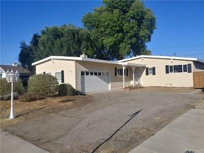 Northridge Single Family Home For Sale: 9834 Monogram Avenue