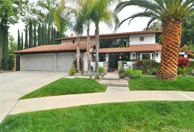 Westlake Village Single Family Home For Sale: 1309 Breckford Court