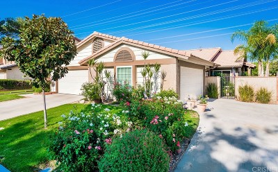 Valencia Single Family Home For Sale: 25882 Estaban Drive