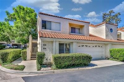 Camarillo Condo/Townhouse For Sale: 6058 Via Montanez