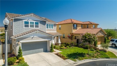 Valencia Single Family Home For Sale: 24307 El Corazon Drive