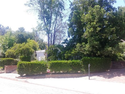 Studio City Single Family Home For Sale: 3205 Berry Drive