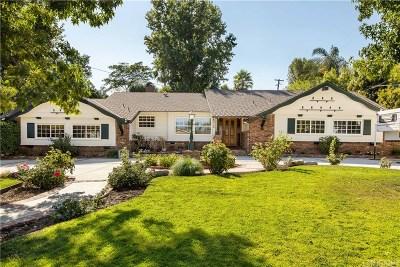Northridge Single Family Home For Sale: 9315 Vanalden Avenue