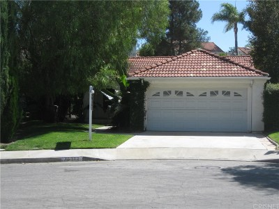 Los Angeles County Single Family Home For Sale: 26302 Ivrea Place
