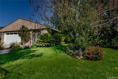 Simi Valley Single Family Home For Sale: 2512 Hawk Street