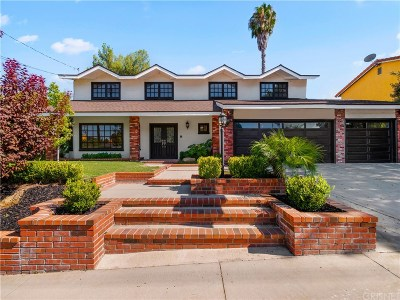 Calabasas CA Single Family Home For Sale: $1,299,000