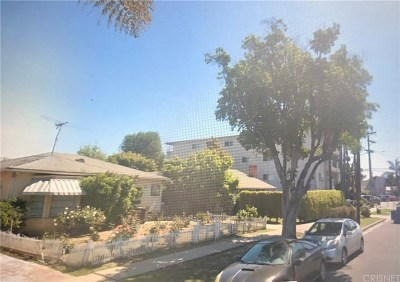 West Los Angeles Single Family Home For Sale: 2322 Wellesley Avenue