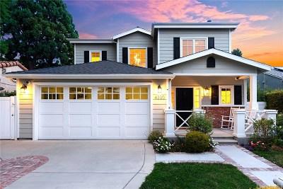 Studio City Single Family Home For Sale: 4330 Beck Avenue