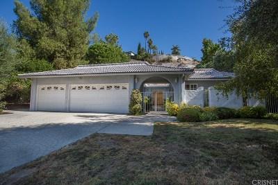 Tarzana Single Family Home For Sale: 19605 Rosita Street
