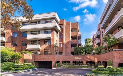 Beverly Hills Rental For Rent: 200 North Swall Drive #402